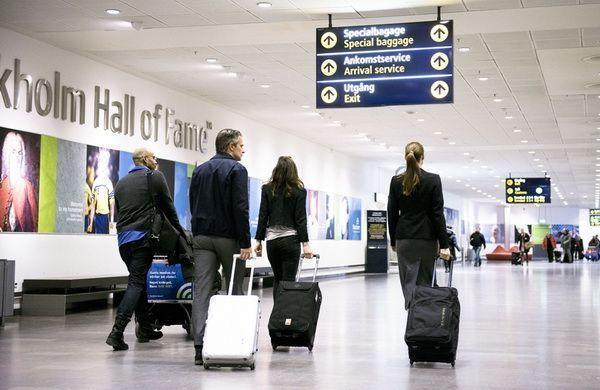 Как добраться из аэропорта Арланда в города Швеции