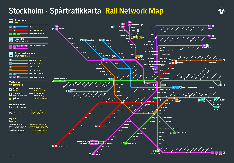 Karta Metro