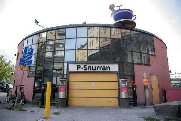 Проект автоматического гаража в Стокгольме потерпел фиаско