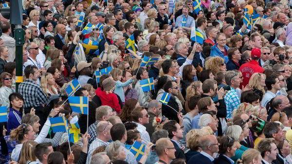В Швеции работают лишь четверо из десяти