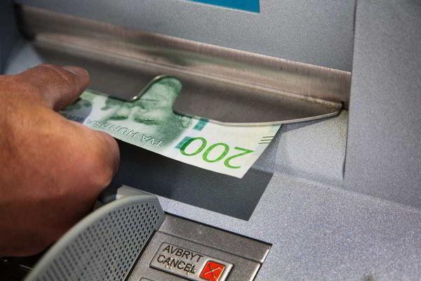 В шведском городе из-за массовых ограблений ввели ограничения на пользование банкоматами