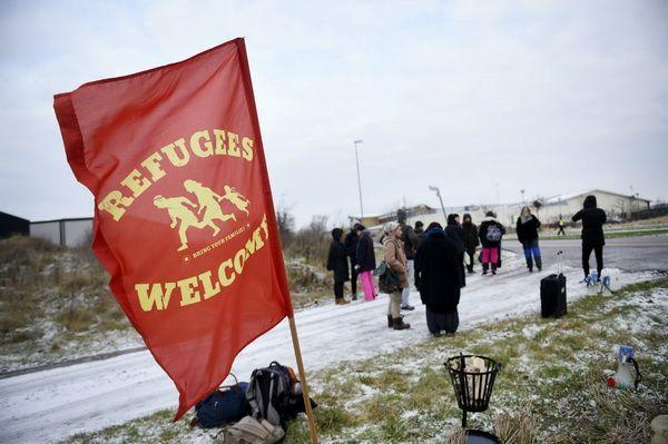 fewer refugees