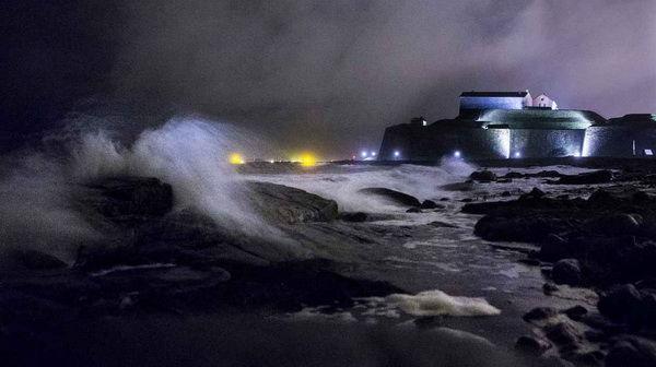 На Швецию надвигается первый осенний шторм