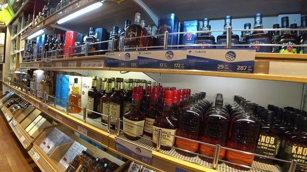 Нормы ввоза алкоголя в Швецию