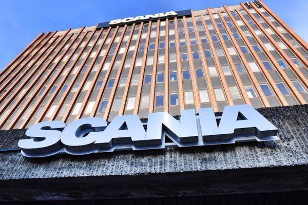 Шведская Scania останавливает выпуск автомобилей