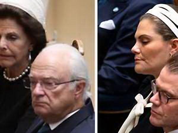 Премьер-министр Швеции усыпил королевскую семью